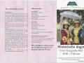 Folder Historische Dagen